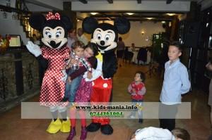 Animatori Mascote Disney Petreceri pentru copii nunti botezuri Pascani
