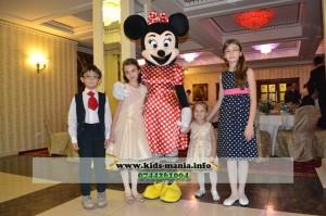 Animatori si mascote petreceri pentru copii Tecuci Galati