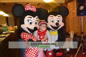 Minnie Mouse Mascota Iasi