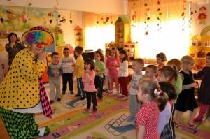 Animatori petreceri pentru copii in Targu Frumos