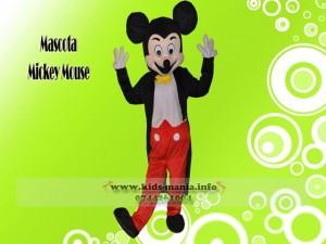 mickey mouse mascota constanta