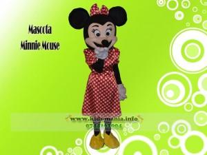 Animatoare mascota Minnie Mouse in Iasi Suceava Bacau Neamt Vaslui Botosani