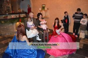Ursitoare la botez in Comanesti