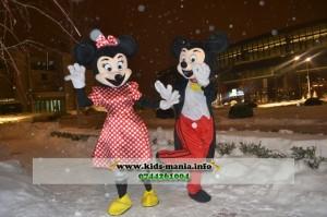 Mascote Disney in Galati Animatori petreceri pentru copii
