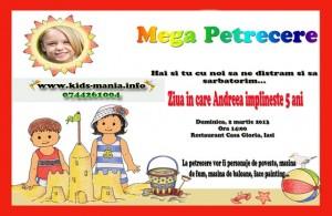 Petreceri pentru copii animatori si mascote Disney in Comanesti Bacau