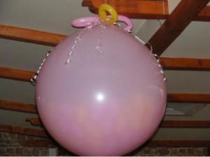 Balon Jumbo Roz - Iasi