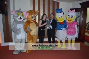 Animatori petreceri pentru copii Tom si Jerry in Suceava Radauti