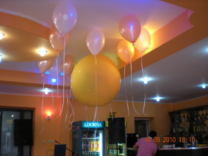 Balon Jumbo Galben - Iasi