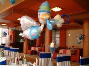 Balon folie barza botez iasi