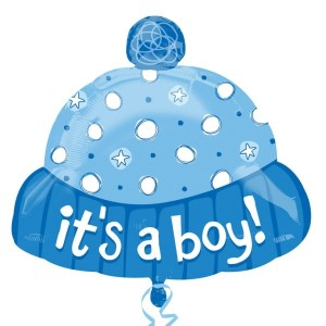 Balon folie It's a boy iasi