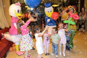 Animatori petreceri copii Iasi Donald Duck Deisy Minnie Mickey Mouse