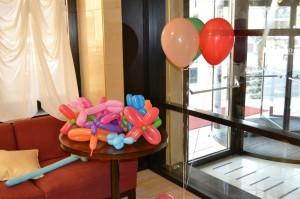 Modelaj din baloane petreceri copii Iasi