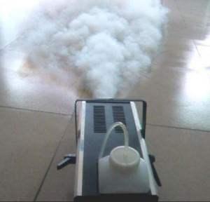 Inchirieri masina de fum profesionala in Iasi