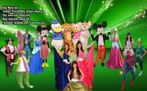 Animatori petreceri pentru copii Bucuresti