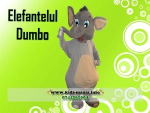 elefantelul dumbo iasi