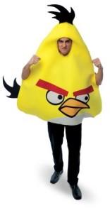 Angry Birds - costum si animator petreceri copii Iasi
